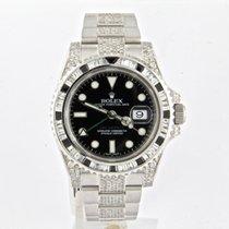 """ロレックス (Rolex) GMT-Master II ref.116710 Diamond """"New"""""""