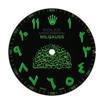 Rolex Milgauss Black/Green Design Custom Dial