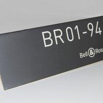 Bell & Ross Booklet / Beschreibung für Modell BR01-94