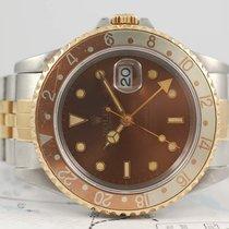 Rolex GMT Master 16713 Tiger Augen