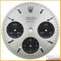 Rolex Cosmograph Small Daytona Silver Dial Ref 6240 Stock #34-CSD