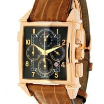 Girard Perregaux Vintage 1945 King Size Chronograph Gmt, Pink...
