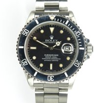 Rolex Submariner 168000 Box and Papers