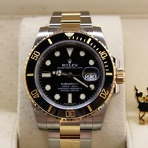 勞力士 (Rolex) 116613LN  SUBMARINER DATE Gold & Steel