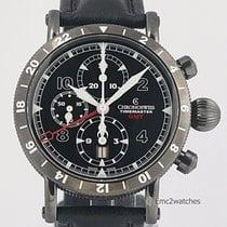 Chronoswiss Timemaster Chronograph GMT CH-7535GST-BK