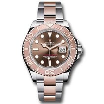 Rolex Yacht-Master Steel and Everose Gold