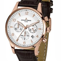 Jacques Lemans 1-1654H London Chronograph Herren 40mm 10ATM