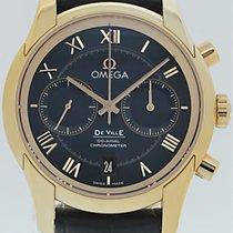 Omega De Ville Co-Axial Chronograph -ungetragen-