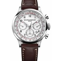 Baume & Mercier M0A10000 Capeland Chronograph 42mm in...