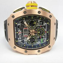 Richard Mille New RM 11-03 Full Rose Gold Box & Papers