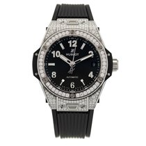 Hublot Big Bang One Click Steel Pave 39mm
