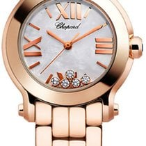 Chopard Happy Sport Round Quartz 30mm 274189-5003