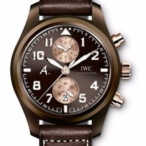 IWC Pilot Chronograph Tribute To Saint Exupery The Last Flight