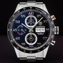 TAG Heuer CV2A10.BA0796 Carrera Day Date Chronograph SS / SS...