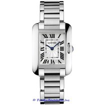 Cartier Tank Anglaise Ladies W5310022