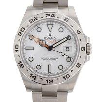 Rolex Explorer 42mm Stainless Steel 216570 Mens Watch