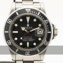 Rolex Submariner red