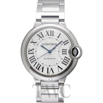 カルティエ (Cartier) Ballon Bleu de Cartier Silver/Steel 36mm -...