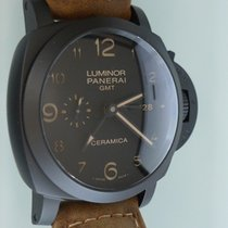 Panerai LUMINOR 1950 3 DAYS GMT AUTOMATIC CERAMICA PAM441