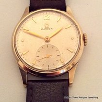 Omega Sub Seconds Vintage Original Cal;263 ex 30T2  34m  Gold...