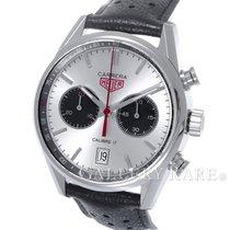 タグ・ホイヤー (TAG Heuer) Carrera Caliber 17 Chronograph 100M Steel...
