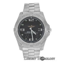 Breitling Authentic Men's Aerospace E79362 Titanium Quartz