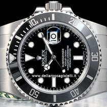 Rolex Submariner Date Black Ceramic Bezel  Watch  116610LN