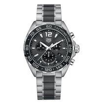 TAG Heuer Formula 1 Chonograph Grey Dial Men's Watch