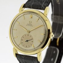 Omega Vintage 18K Gold CK 2402 from 1946 Cal. 28.10 RA PC Papers