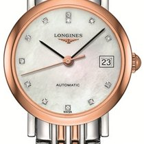 Longines Elegant Automatic 25.5mm L4.309.5.87.7