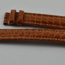 Breitling Kroko Leder Armband Band 20mm 20-18 Für Dornschliesse