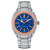 JeanRichard TERRASCOPE BLUE DIAL 39