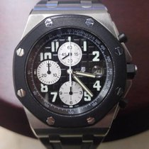 Audemars Piguet Royal Oak Offshore Chronograph - Gommino -...