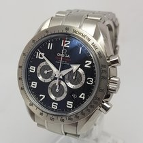 Omega Speedmaster Broad Arrow Mens Steel 44mm Watch