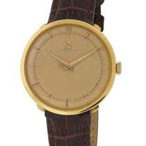 Gübelin Pre-Owned 34mm  18K Gold Dress Watch - Gold Tone Dial...