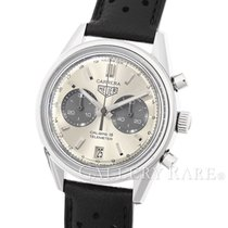 TAG Heuer Carrera Calibre 18 Chronograph Stainless Steel 39MM
