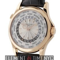 Patek Philippe Complications World Time 18k Rose Gold 40mm 2013