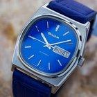 Bulova N8 Swiss Made Vintage Automatic Day Date Watch Circa...