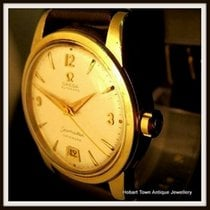 Omega Seamaster Calendar @ 6 All Orig; Quality Vintage GREAT...