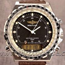 "Breitling Navitimer Quartz 3300 Ref. 80972 ""jupiter..."
