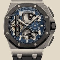 Audemars Piguet Royal Oak Offshore  Tourbillon Chronograph 10...