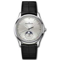 Jaeger-LeCoultre Master Ultra Thin Moon Stainless Steel - 1368420
