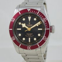 Tudor Black Bay Steel Black Dial Full Set