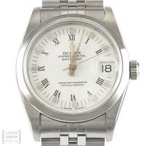 Rolex Uhr Oyster Perpetual Datejust Medium 31 mm Edelstahl...