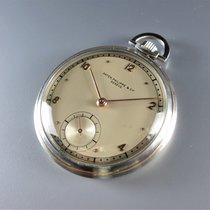 파텍필립 (Patek Philippe) Pocket watch Steel & Rose