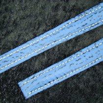 百年靈 (Breitling) Hai Armband Band Strap 18/16mm In Blau Blue...