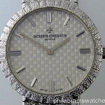 Vacheron Constantin Patrimony Vintage Ladies 18k White Gold