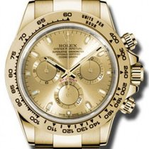 Rolex Cosmograph Daytona 116508 Champagne Index Tachymetre...