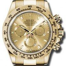 Rolex Cosmograph Daytona 116508 Champagne Index Tachymetre...