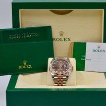 Rolex Datejust II 126331  Chocolate Diamond Dial